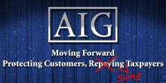 AIG Suing Taxpayers