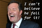 Piers-Morgan laughing