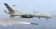 predator drone firing missile