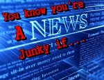 You know you're a news junky if